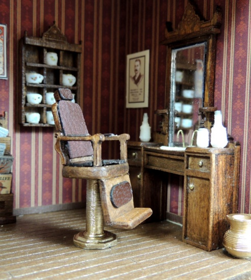 Quarter Scale Barber Shop Online Project - Click Image to Close