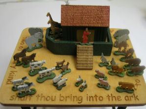 how to build a toy ark