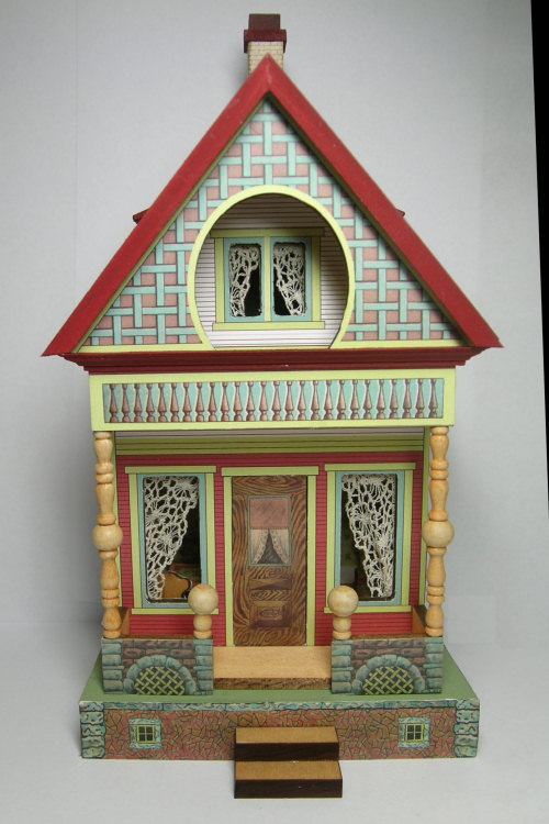Quarter Scale Bliss Keyhole House Class/Kit