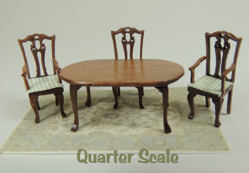 Attractive Katarina QS Dining Table And Chairs Kit Larger Image