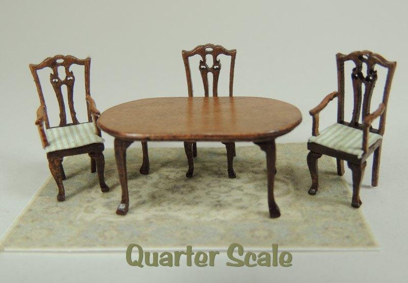Superior Katarina QS Dining Table And Chairs Kit Larger Image