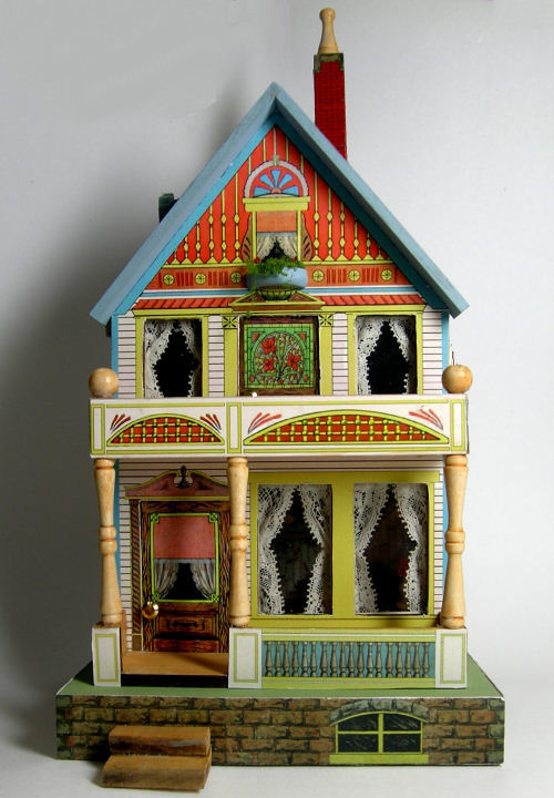 Second Quarter Scale Bliss House Class/Kit