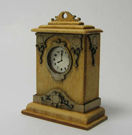 Mantle Clock Style 1 - Click Image to Close