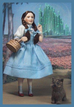 Doll Costume Pattern