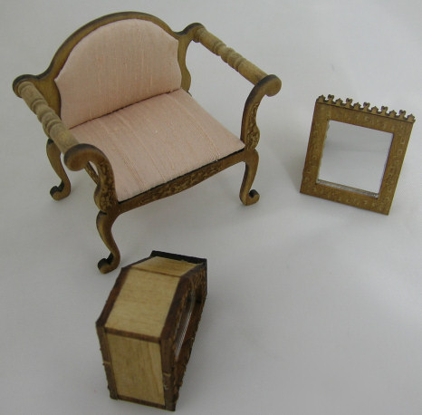 Shoe Shoppe Chair Kit - Click Image to Close
