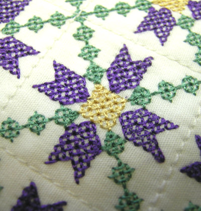 Mini Quilt of the Month - June 2010 - Click Image to Close