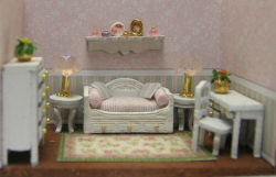 New French Country Baby House Class and Kit - Click Image to Close