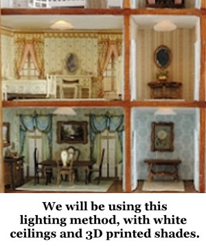 """Ginsburg's Department Store"" Baby House Project - Click Image to Close"
