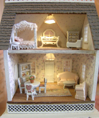 Madalyn's Dollhouse Class and Kit - Click Image to Close