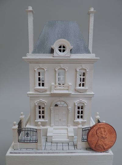Le Petite Chateau - 144th Scale Online Class and Kit - Click Image to Close