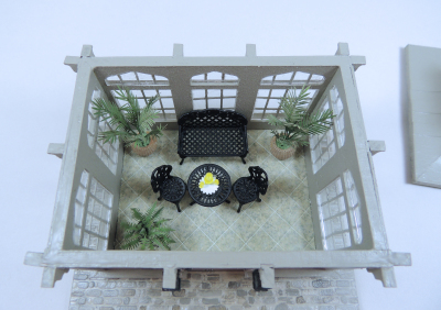 The Conservatory - in 1:48 Scale - Click Image to Close