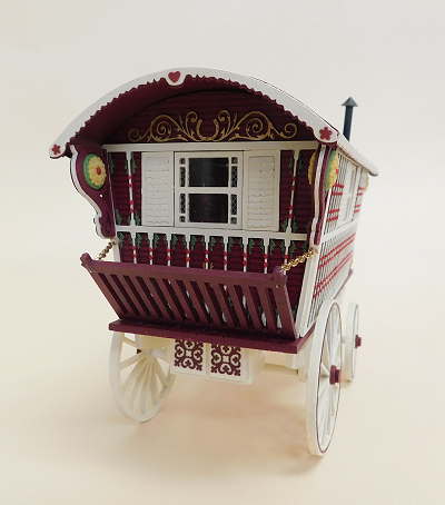 Gypsy Caravan - Online Class and Kit - Click Image to Close